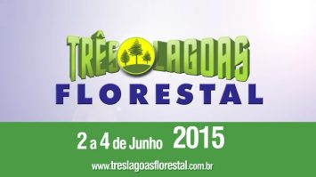Participação na Feira Três Lagoas Florestal 2015