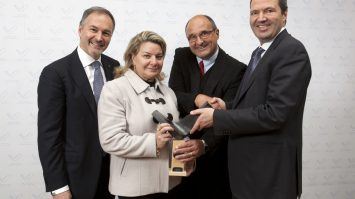 INPI concede patente ao vencedor do Swedish Steel Prize 2011 -SSAB